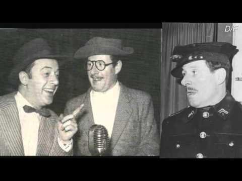 Leo Martin en Bert  De wijkagent