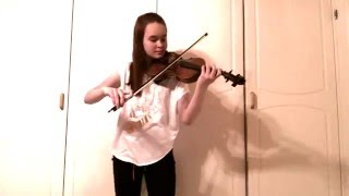 Perfect - One Direction (Emma Dahl, Violin Cover)