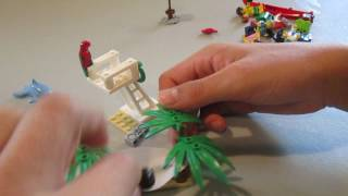 LEGO City 60153 Fun at The Beach People Pack Review! 🌊