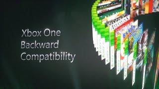 La rétrocompatibilité des jeux Xbox 360 sur Xbox One !