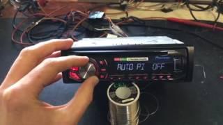 Pioneer DEH-2600UI features