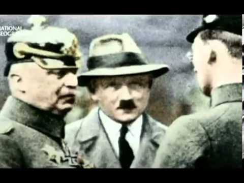Biografía De Adolf Hitler (1992) - Documental Completo En Castellano