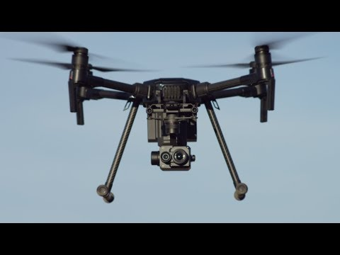 DJI – Introducing the Zenmuse XT2
