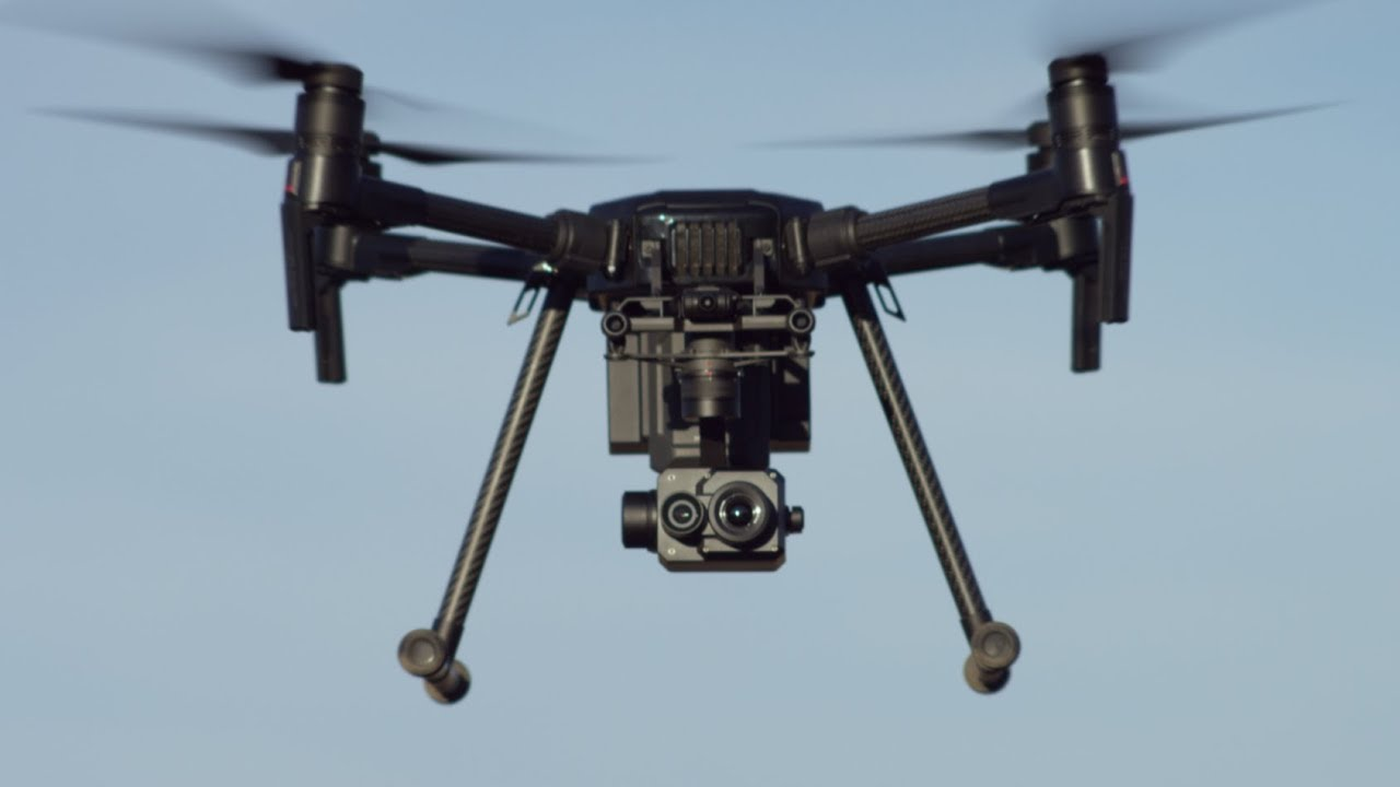 10 Thermal Vision Cameras For Drones And How Thermal Imaging