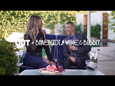 BAREFOOT  OUT: OneStride with Laverne Cox and Wilson Cruz