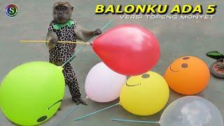 Download BALONKU ADA LIMA versi TOPENG MONYET ~ MONKEY Attraction By BALLOONS