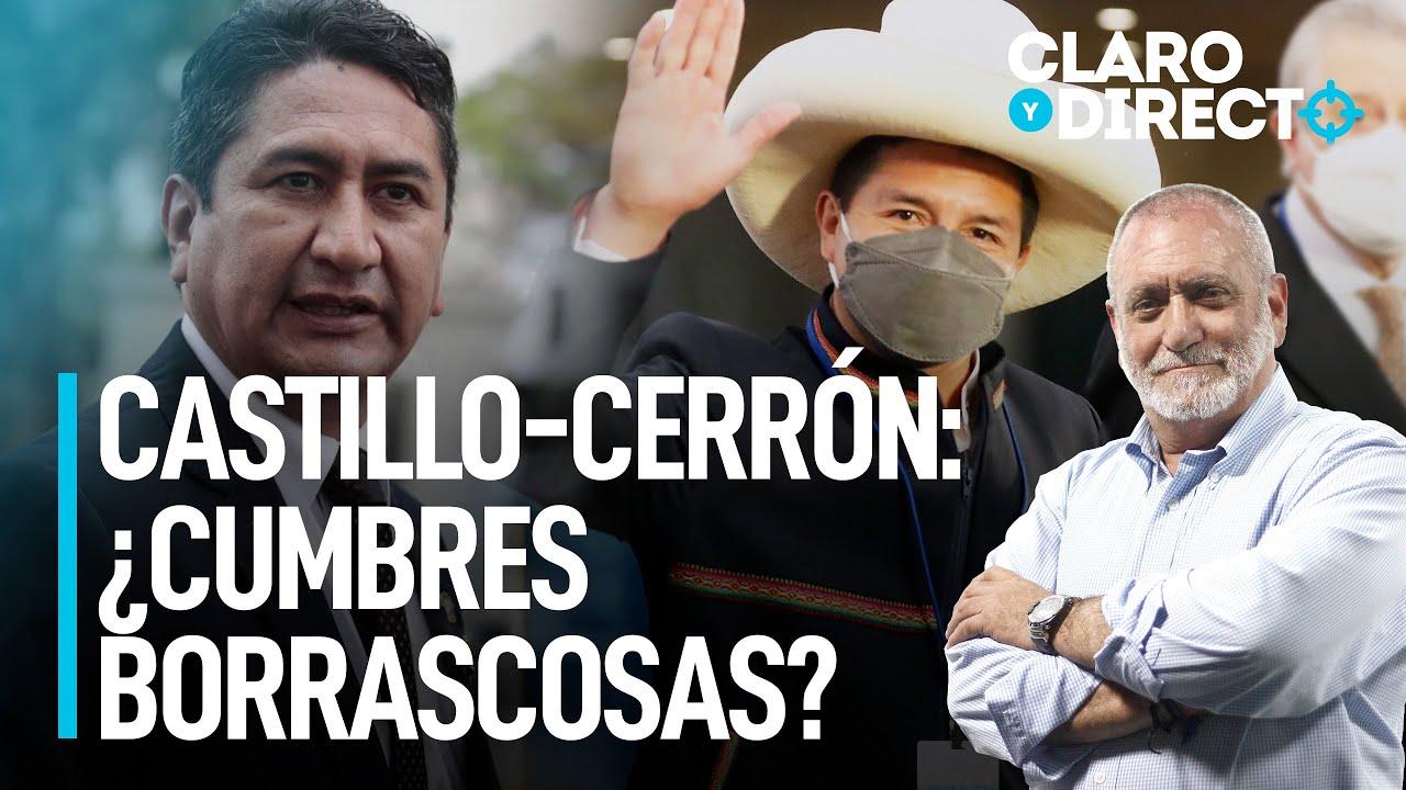 Download Castillo-Cerrón: ¿cumbres borrascosas? - Claro y Directo con Augusto Álvarez Rodrich
