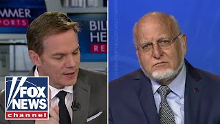 Bill Hemmer presses CDC director on faulty tests
