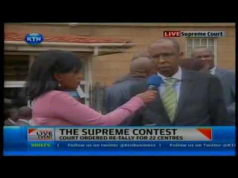 News: Abdullahi Nassir and James Orengo reactions on Petition