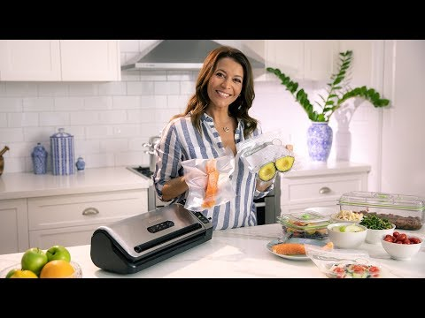 FoodSaver® Controlled Seal
