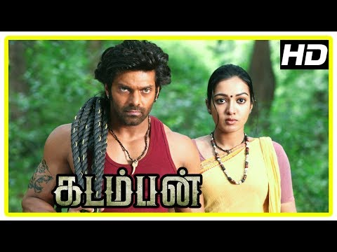 Kadamban Tamil Movie | Arya captures...