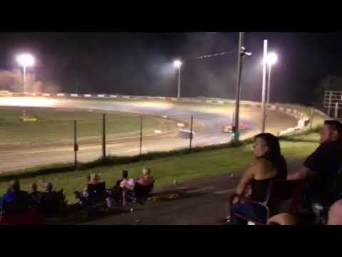 6-30-18  SHADYHILL SPEEDWAY, IN  LM - FEATURE - Prt 2/2