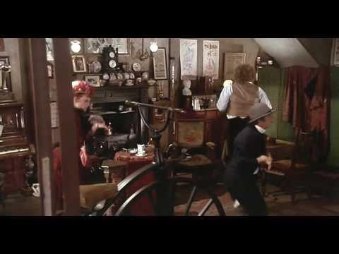 The Adventure Of Sherlock Holmes' Smarter Brother (1975) - Kangaroo Hop