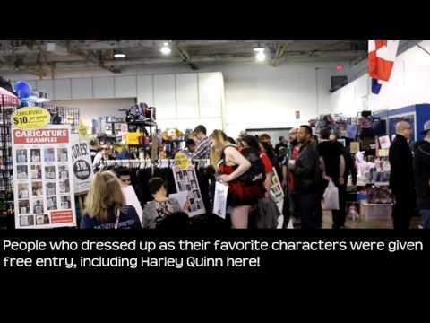 Edmonton Pop Culture Fair