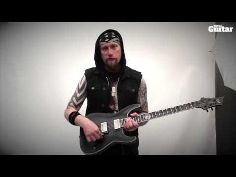 Me And My Guitar: Andy James (Sacred Mother Tongue) LTD AJ-1