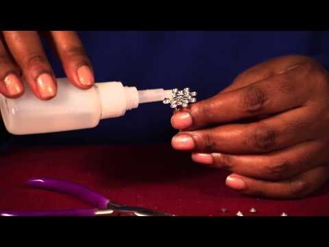 How to Replace a Stone in Jewelry : Creative Jewelry Designs & Tips