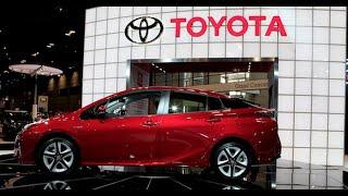 Toyota Deepens Tech Ties With Microsoft