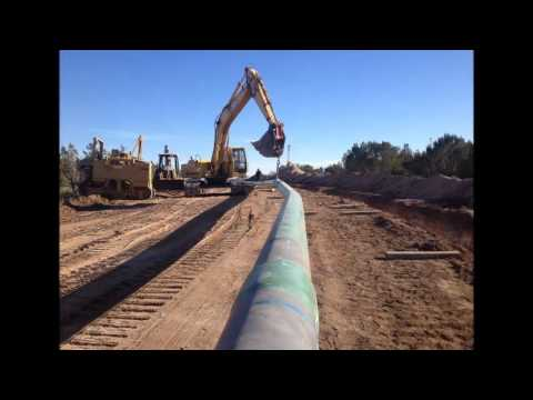Zap Lok Pipeline Technology Fittings and Contoured Pipe