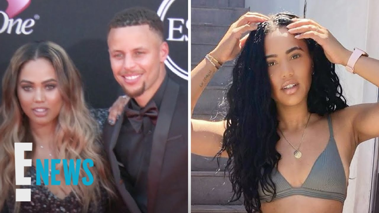 Ayesha Curry's Jaw-Dropping Bikini Pics Taken By Steph Curry News