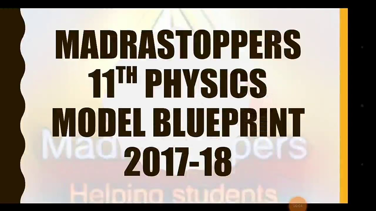 11th physics government blueprint model youtube 11th physics government blueprint model malvernweather
