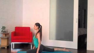 Loosen up the Hips with Tara Stiles