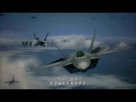 [M-01] グレースメリア侵攻 - ACECOMBAT6 [USB3HDCAP,StreamCatcher]