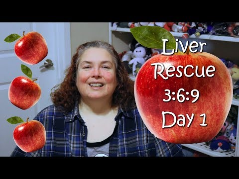 Repeat What's Up wednesday #39 - Post Liver Rescue 3:6:9