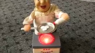 Шеф - кухар, 1960 - 70-е рр., іграшка СРСР