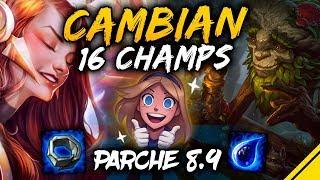 CAMBIAN 16 CAMPEONES, MANÁ y DORAN - Parche 8.9 | Noticias League Of Legends LoL Jota