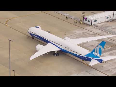 Rolls-Royce | Trent 1000 TEN Delivery to Singapore Airlines