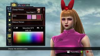 Soulcalibur V   How to make  Blossom from the power puff girls   2017 10 26 22 35 18