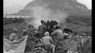 shooting iwo jima   world war ii documentary