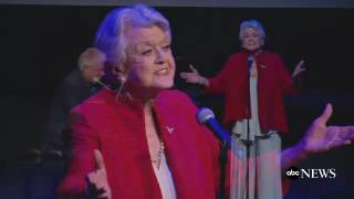 angela lansbury sings beauty and the beast at lincoln center