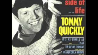 Tommy Quickly & The Remo 4 - The Wild Side Of Life  ( Status Quo )
