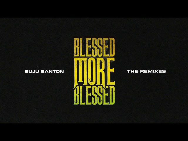 Buju Banton - Blessed More Blessed Remix feat. Fabolous & Jadakiss (Visualizer)