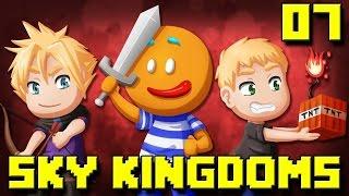 Sky Kingdoms : La Fusion de FK et SkyDef #07 GO NETHER