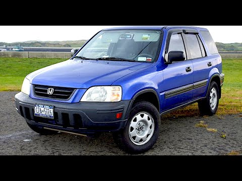 96-2000 Honda CR-V 1st GEN Buyer\u0027s Guide And Common Problems - YouTube