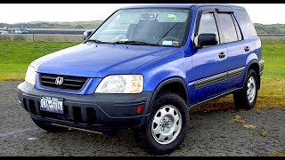 96-2000 Honda Cr-V 1st Gen Buyer'S Guide And Common Problems