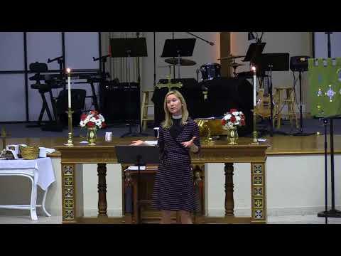 7.8.18 Rev Susan Beebe Preaches on 2 Corinthians