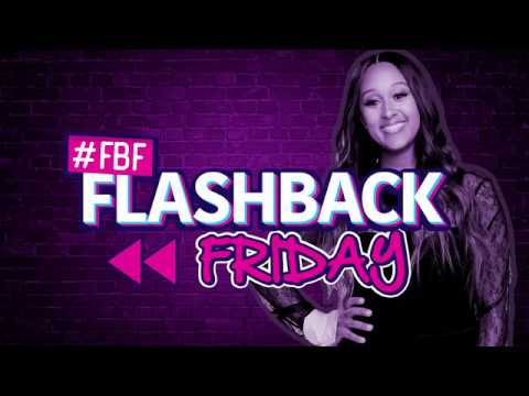WEB EXCLUSIVE: Flashback Friday to One of Tamera's FAVORITE Moments!