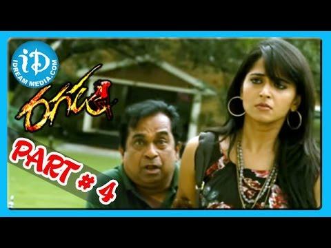 ragada full movie parts 414 nagarjuna anushka shetty
