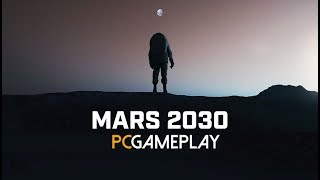 Mars 2030 Gameplay (PC HD)