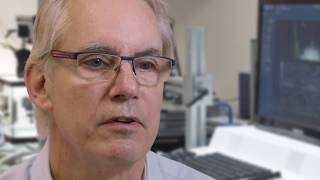 Dr. Stuart Foster on high-frequency ultrasound imaging technology