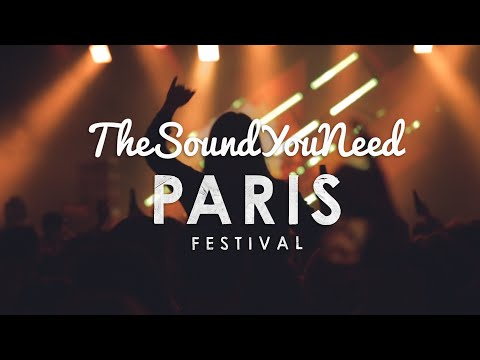 TheSoundYouNeed Paris Festival 2015 - Aftermovie