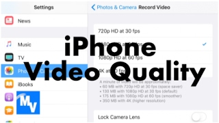 How to make higher quality videos with your iPhone 7