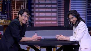 Jawab Jujur Isyana-Rayhan, Bintang Tamu Jawabnya Santai, Pasangan Hostnya Heboh Sendiri