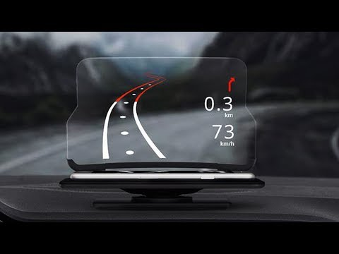 TOP 5 BEST Car HUDs 2017 (BEST HEAD-UP DISPLAYS)