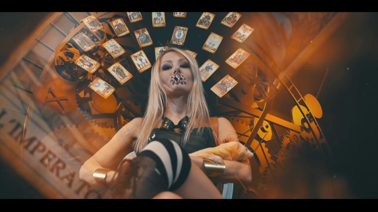 Poison Garden - Human Machine (Official Video) - YouTube