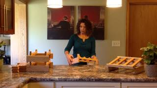 Dakota™ Wine Rack Assembly - Tips