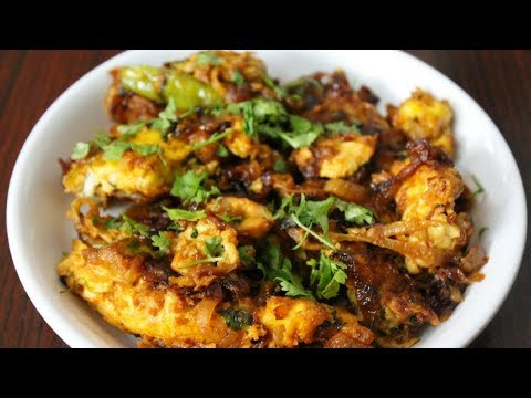 Hyderabadi Style Egg Curry - Egg Masala Fry ( Side Dish For Chapati)